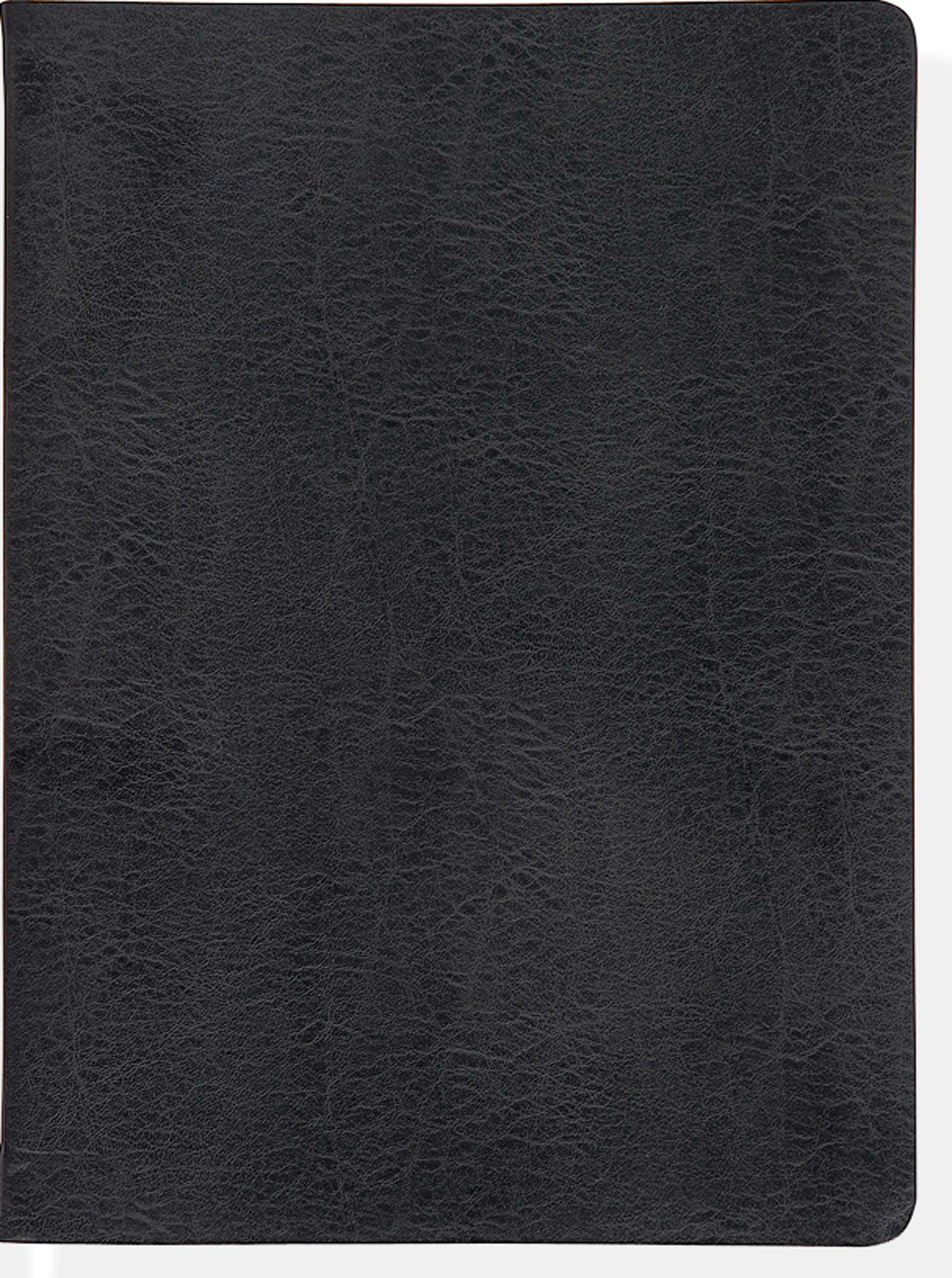 Leather Journal Flanders Black Paperme Se