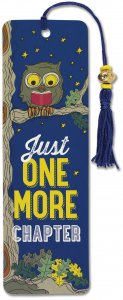 Just One More Chapter, Beaded Bookmark