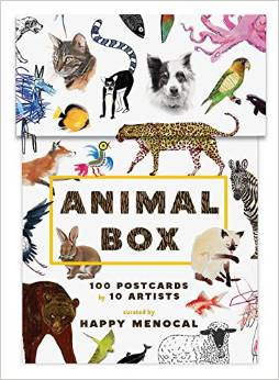 Animal Box, 100 Postcards