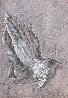 Praying Hands (c. 1508), Albrecht Dürer, Greeting Card