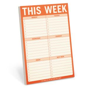 This Week Pad