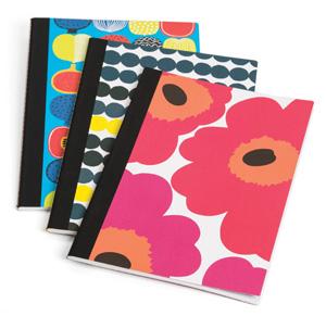 Marimekko Notebook Collection