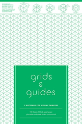 Grids & Guides, 3 notepads for visual thinkers