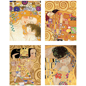 Klimt Mother And Child Keepsake Box Note Cards