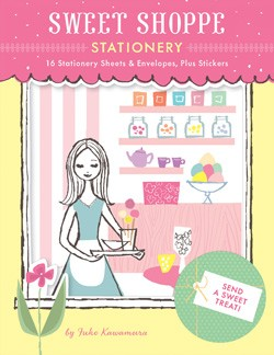 Sweet Shoppe Stationery