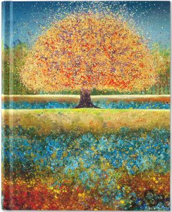 Trees of Dreams, Large Hard Cover Journal