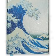 Hokusai/ Great Wave, Sketch Book