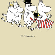 The Moomins, Greeting Card