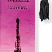 Beaded Bookmark EIFFEL TOWER