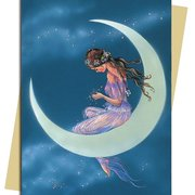 J&R Henry/Moon Maiden, Greeting Card