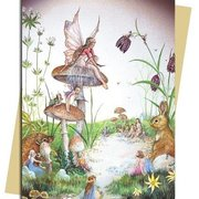 J&R Henry/Fairy Story, Greeting Card