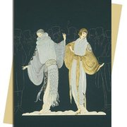 Erté/Opening Night, 1985, Greeting Card