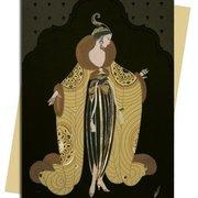 Erté/Le Hareth Modern, Greeting Card
