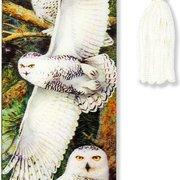 3D BKMK SNOWY OWL