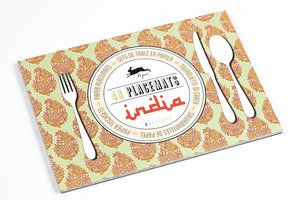 India, Paper Placemats