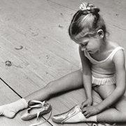 BETTMANN Petite ballerin, Vykort