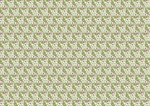 Tile Mosaics, Paper Placemats