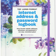 Internet Logbook, Large, Hydrangeas