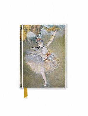Degas: The Star (Foiled Pocket Journal)