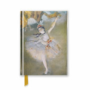 Degas: The Star (Foiled Pocket Journal)