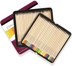 Studio Series Colored Pencil Set (50 pencils)