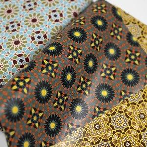 Arabian Designs, Gift & Creative Paper Book