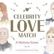 Celebrity Love Match A Memory Game