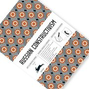 Russian Constructivism, Gift & Creative Paper Book