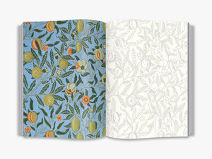William Morris An Arts & Crafts Colouring Book