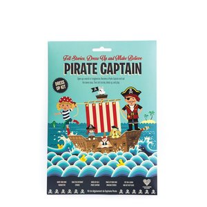 Pirate Storytime Dress Up