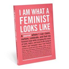 I Am What A Feminist Looks Like Inner-Truth Journal