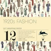 1920s Fashion,Gift & Creative Paper Book