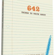 642 Things to Write About, journal
