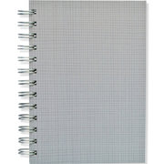 Grey Hay, Spiral Bound Notebook, 80 sheets