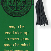 Beaded Bookmark, Celtic