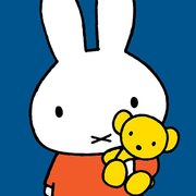 Miffy minicard teddy
