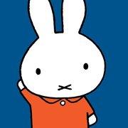 Miffy minicard waving