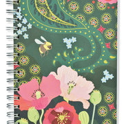 Bumble-Bee, Spiral Bound Notebook, 100 sheets