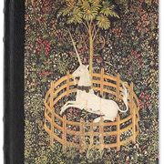 JRNL O/S UNICORN TAPESTRY