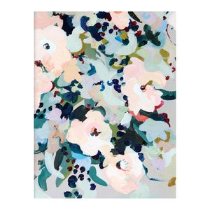 Painted Petals Diy Greeting Card Folio