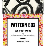 Pattern Box, 100 Postcards by 10 contemporary pattern designers