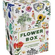 Flower Box, 100 Postcards