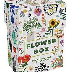 Flower Box, 100 Postcards
