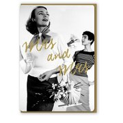 Mrs & Mrs, Fabulous by YCUK Cards