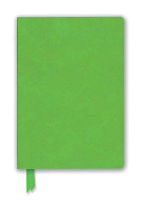 Spring Green Artisan Notebook