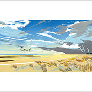 Holkham, Greeting Card