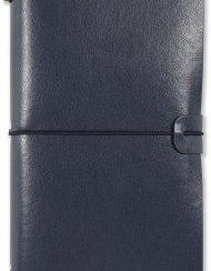 Midnight Blue Voyager Notebook