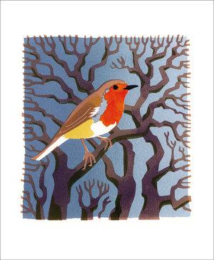 Robin, Greeting Card