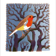 Robin, Greeting Card