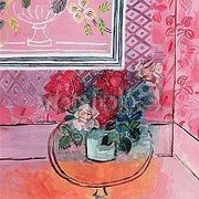 La vie en rose (1931), Raoul Dufy, Greeting Card